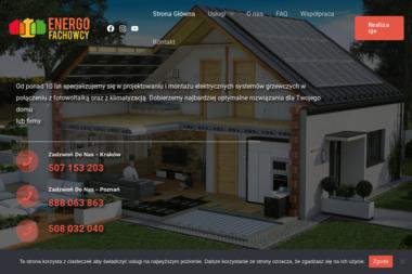 EkoIntegrator oddz. Kraków - Domy z keramzytu Węgrzce