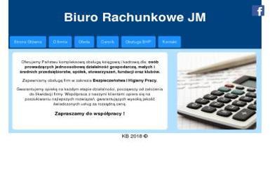 Biuro Rachunkowe JM - Finanse Krosno