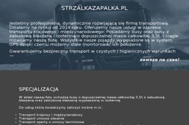 Strzalkazapalka - Firma transportowa Ostrołęka