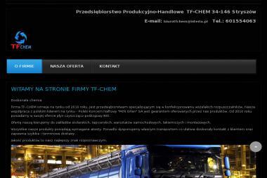 TF-CHEM - Dla przemysłu chemicznego Stryszów