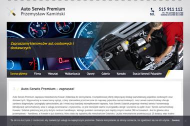 Auto Serwis Premium Przemysław Kamiński - Wymiana olejów i płynów Gdańsk