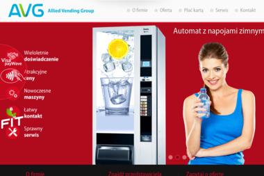 AVG-ALLIED automaty samo sprzedające - Gastronomia Żary