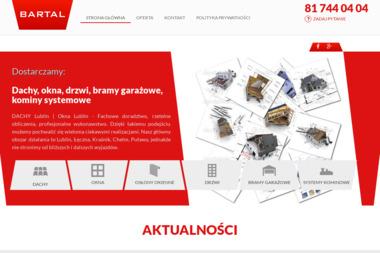 BARTAL - Pokrycia dachowe Lublin