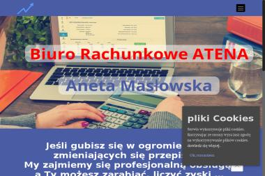 Biuro Rachunkowe Atena Aneta Mas艂owska - Kadry 艁ysomice