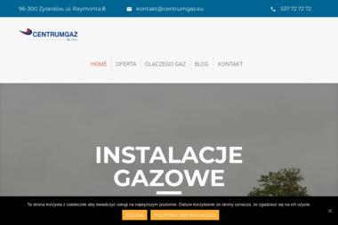 CENTRUMGAZ Sp. z o.o. - Zaopatrzenie w gaz Benenard