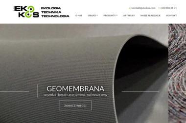 P.P.H.U. Ekokos - Pokrycia dachowe Bielsko-Biała