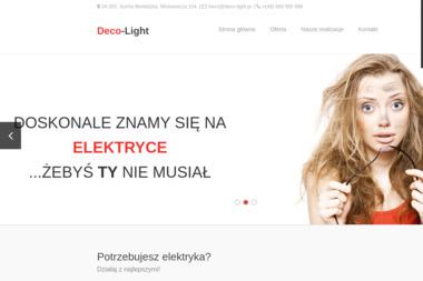 Deco-Light - Rolety zewnętrzne Sucha Beskidzka