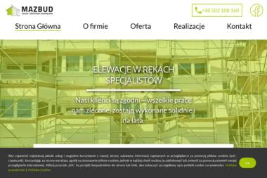 Usługi Budowlane MAZBUD - Ocieplanie Pianką Wola batorska