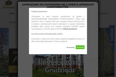STAMMAR PRIM S.C. - Budowa domów Września
