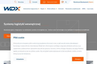 WDX S.A. - Wózki widłowe Warszawa