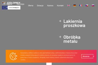 ABC COLOREX - Spawacz Dąbrowa Tarnowska