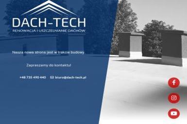 Dach-Tech - Dekarz Zabrze