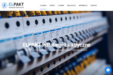 ELPAKT Damian Zbojna - Elektryk Radom