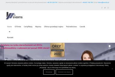 Evertis Sp. zo.o. - Wycena nieruchomości Poznań