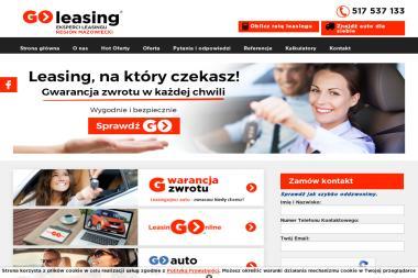 GO-LEASING ODDZ MAZOWSZE - Kredyt Przasnysz