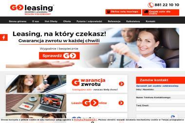 GO-LEASING ODDZ SOSNOWIEC - Samochody Sosnowiec