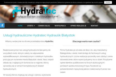 Hydratec - Montaż Instalacji Gazowych Białystok