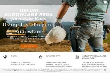 Usługi budowlane, wykończeniowe Techbud - Ocieplanie Pianką PUR Reda