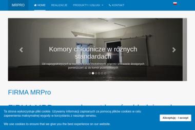 MRPro Marta Rossian - Chłodnictwo Złotokłos