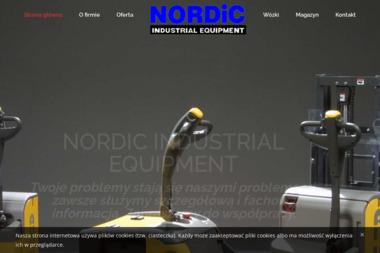 Nordic Industrial Equipment Sp. z o.o. - Wózki widłowe spalinowe nowe Bydgoszcz