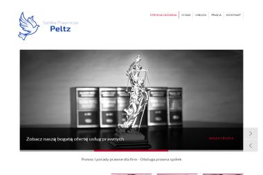 Spółka Prawnicza PELTZ Sp. z o.o. - Prawo spółdzielcze Oleśnica
