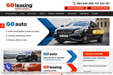 GO-LEASING ODDZ KRAKÓW 1 - Kredyt Kraków