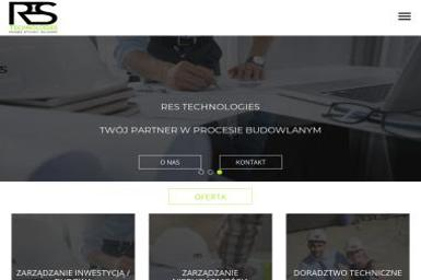 RES Technologies A.Gawęda Sp.K. - Domy z keramzytu Leźnica Wielka