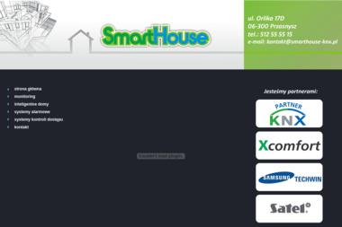 Smart House Piotr Tomaszewski - Propan Butan Przasnysz