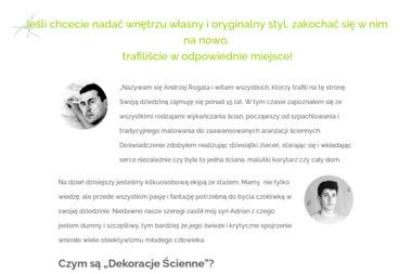Dekoracyjne Techniki Malarskie Andrzej Rogala - Remonty biur Olsztyn