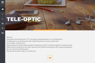 Tele-Optic Maciej Stępień - Dostawcy internetu, usługi telekomunikacyjne Lubin