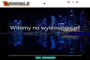 GO-LEASING ODDZ REGION POMORSKI - Leasing maszyn i urządzeń Chojnice