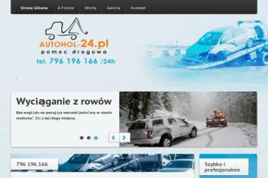 Pomoc Drogowa Auto-Hol Filip Pawłowski - Transport samochodów Wrocław