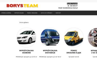 Balimex Sp. z o.o. - Wypożyczalnia samochodów Siemianowice Śląskie