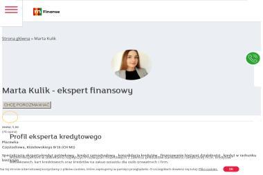 mKiosk mBanku - Kredyt Częstochowa