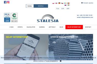 STALESIA Sp. z o. o. - Hurtownia Odzieży Używanej Kraków