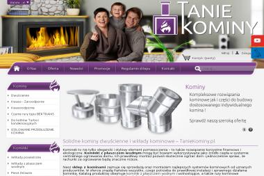 TanieKominy.pl Mirosław Hańczaryk - Sklep internetowy Wałcz