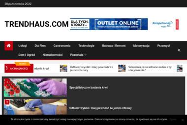 Trend Haus - Sprzedaż Bram Garażowych Rzeszów