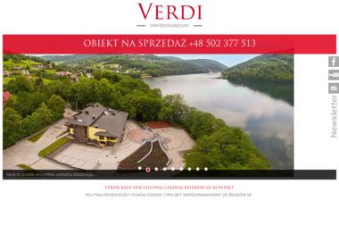 Dom restauracyjny Verdi - Gastronomia Czernichów