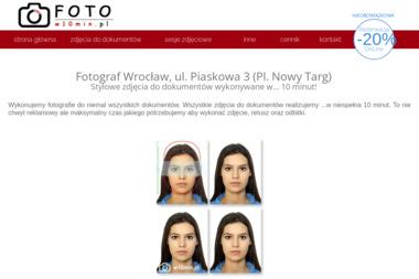 Foto w 10 Minut - Agencje fotograficzne Wrocław