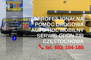 Pomoc Drogowa Auto-Hol - Transport busem Częstochowa