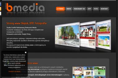 Bednarek Media - Studio Grafiki Reklamowej - Firma IT Słupsk