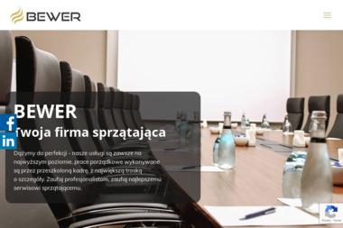 BEWER SP. Z.O.O. - Sprzątanie biur Warszawa