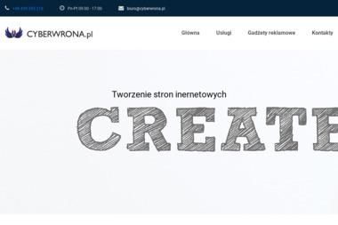 CYBERWRONA Maciej Wrona - Projektowanie Stron Internetowych Jaworzno