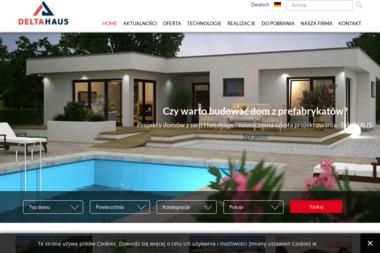 Deltahaus Polska Sp. z o.o. - Domki Holenderskie Starogard Gdański