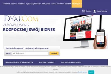 Dyalcom Sp. z o.o. - Projekty Sklepu Internetowego Poznań