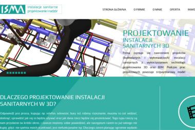 ISMA MACIEJEWSKI ANDRZEJ - Projekty Przyłącza Wody Olsztyn