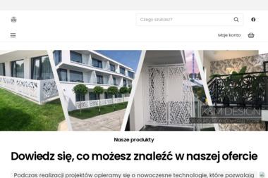 KM Design Sp. z o.o. - Projektowanie inżynieryjne Gdańsk