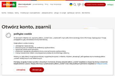 SELFIN CIUŁA SP.J. - partner mBanku - Kredyt hipoteczny Elbląg