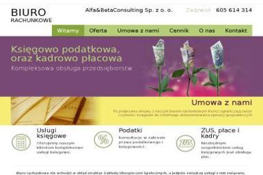 Alfa&BetaConsulting Sp. z o. o. - Kadry Żyrardów