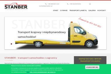 STAN BER - Transport Samochodów z Francji Chybie